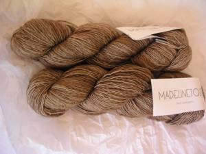 madeltinetosh yarn